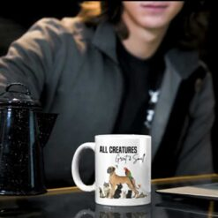 All Creatures Great And Small Mug