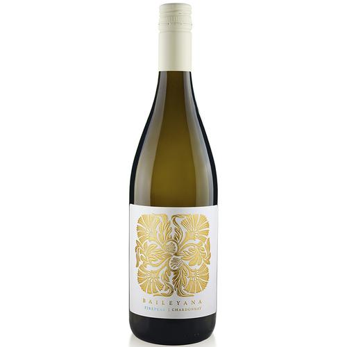Baileyana Chardonna Firepeak- best white wine for Thanksgiving