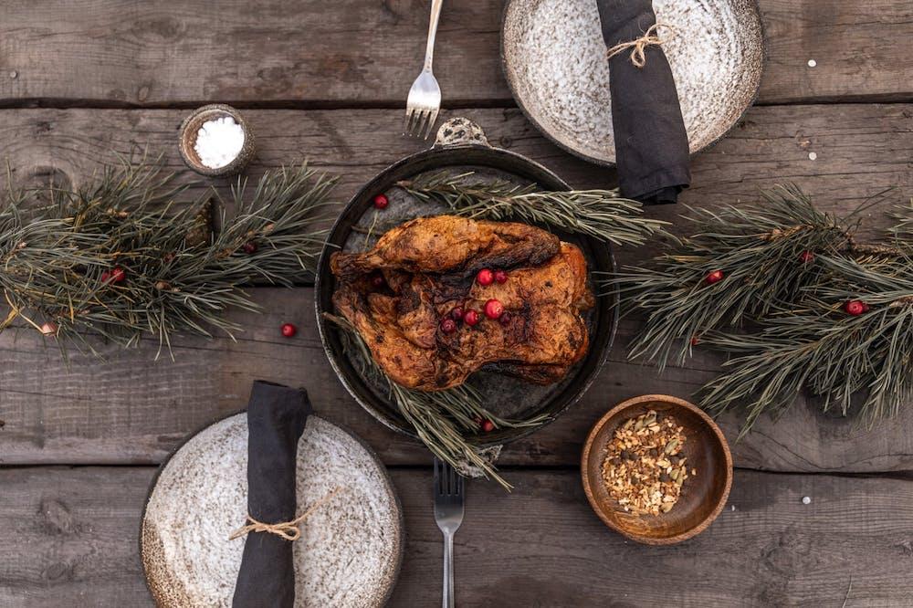 Best roast turkey recipe for Thanksgiving