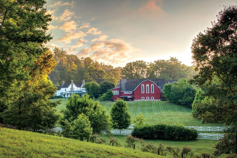 Blackberry Farm - Tennessee