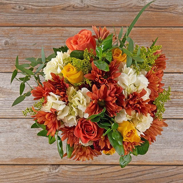 Chai Bouquet- best hostess gifts for Thanksgiving