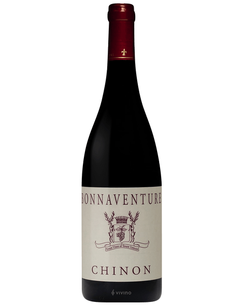 Chateau de Coulaine Chinon Bonnaventure 2018- best type of wine for Thanksgiving dinner
