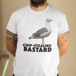 Chip Stealing Bastard T Shirt