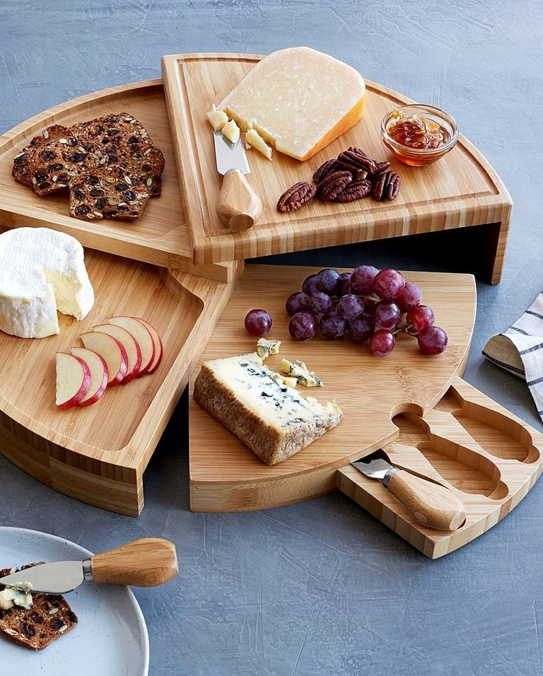 Compact Cheese Board Thanksgiving gift