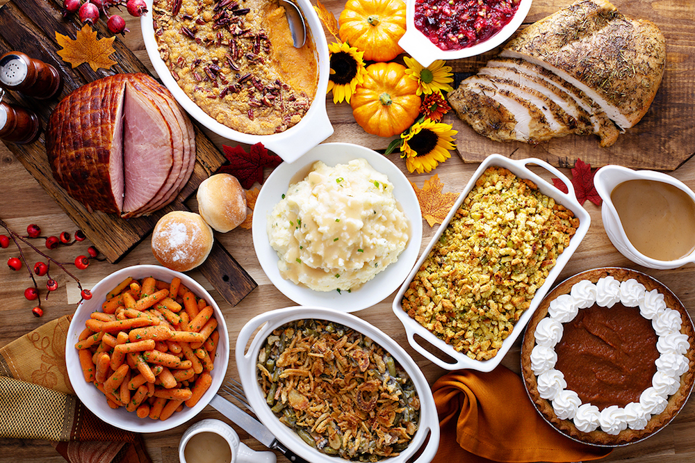 Cool Food Ideas For Thanksgiving to Try This Year