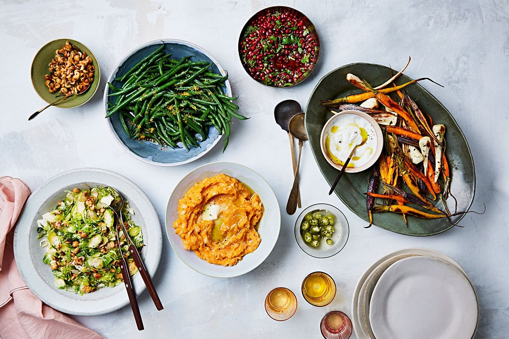 Different Thanksgiving Side Dishes