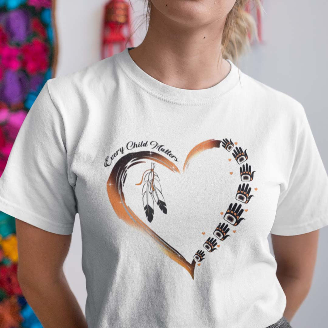 Every Child Matters Native American Shirt