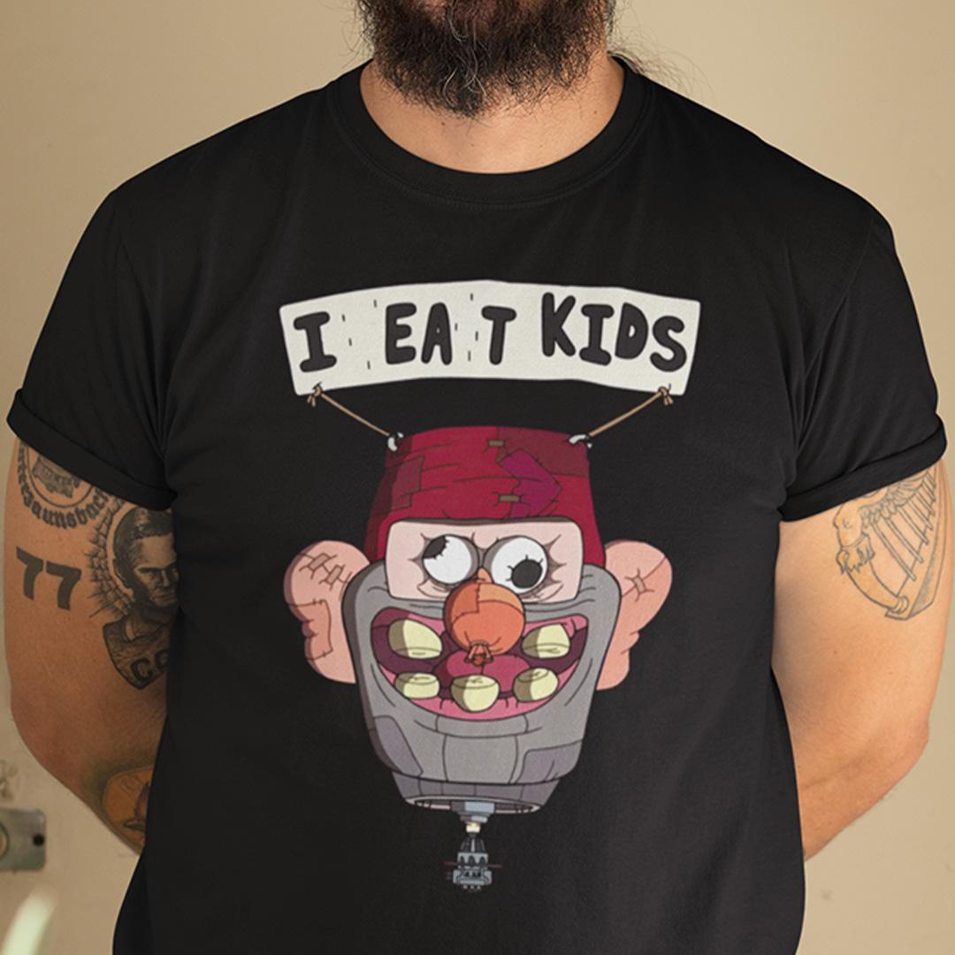Funny I Eat Kids Shirt I Eat Kids Meme