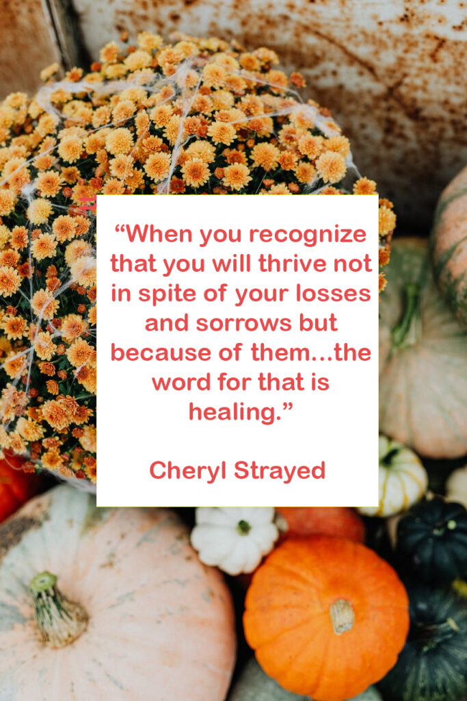 Great Thanksgiving Sentiments Quotes
