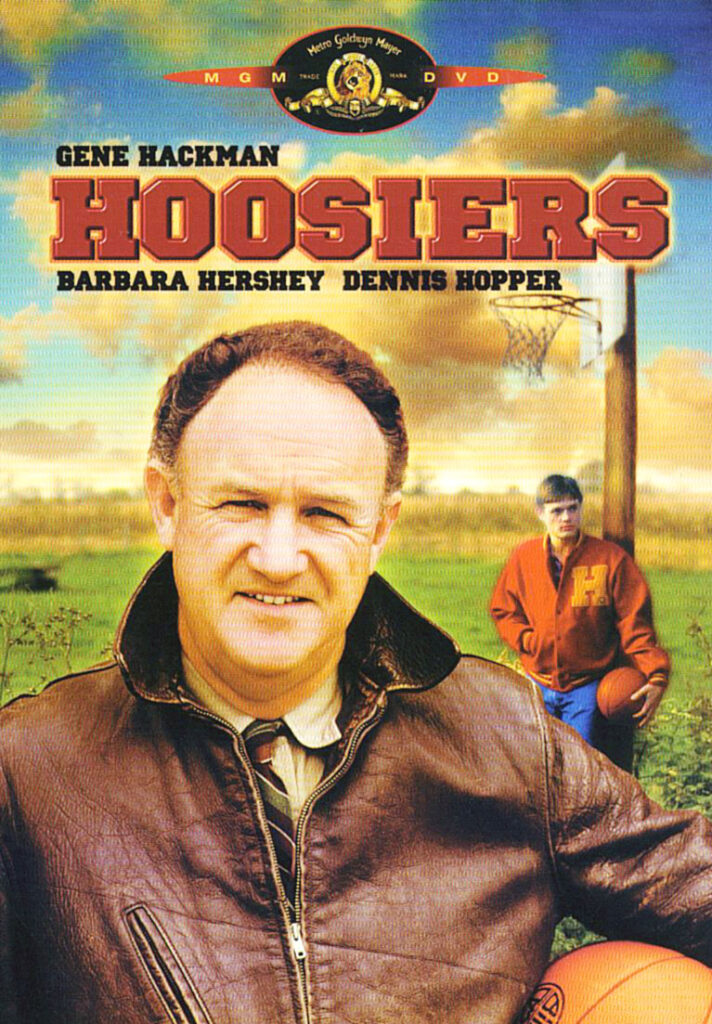 Hoosiers - Thanksgiving Movies for Kids