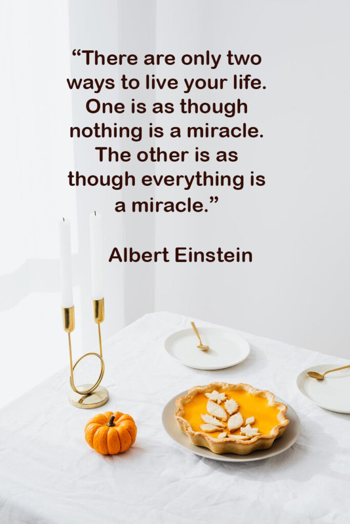 Interesting Thanksgiving Sentiments Quotes