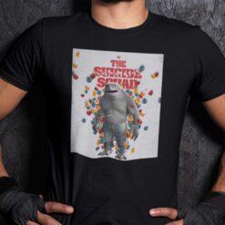 King Shark Nom Nom Shirt The Suicide Squad