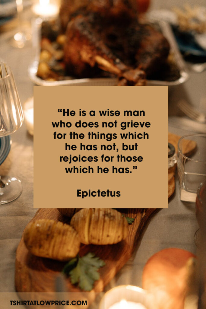 Looking for the best Thanksgiving sentiments quotes