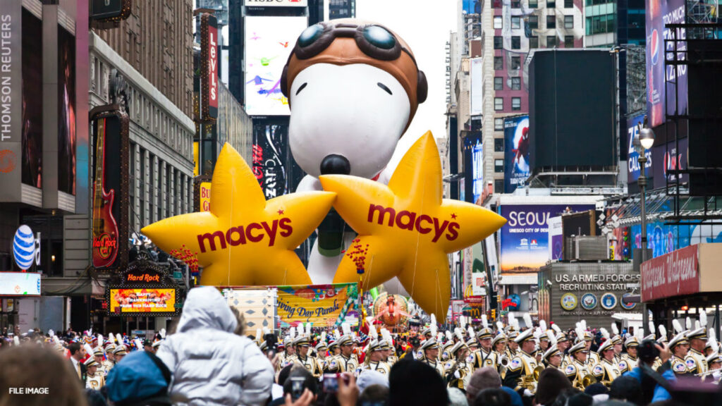 How Long Is The Macy's Thanksgiving Day Parade? Where to stream Macy's Thanksgiving day parade?