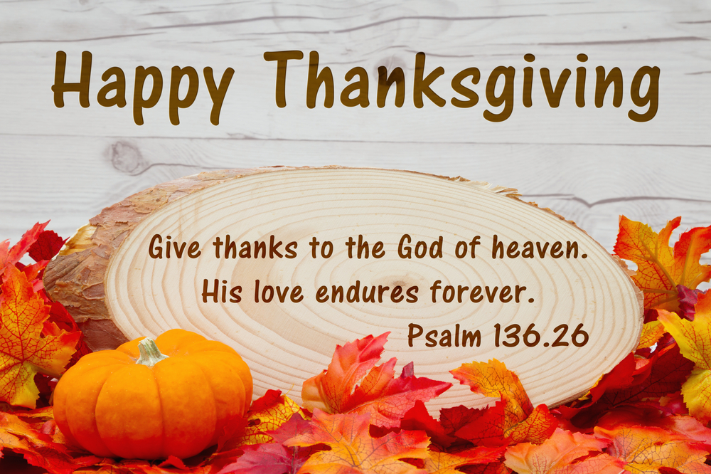 Meaning of Thanksgiving Day