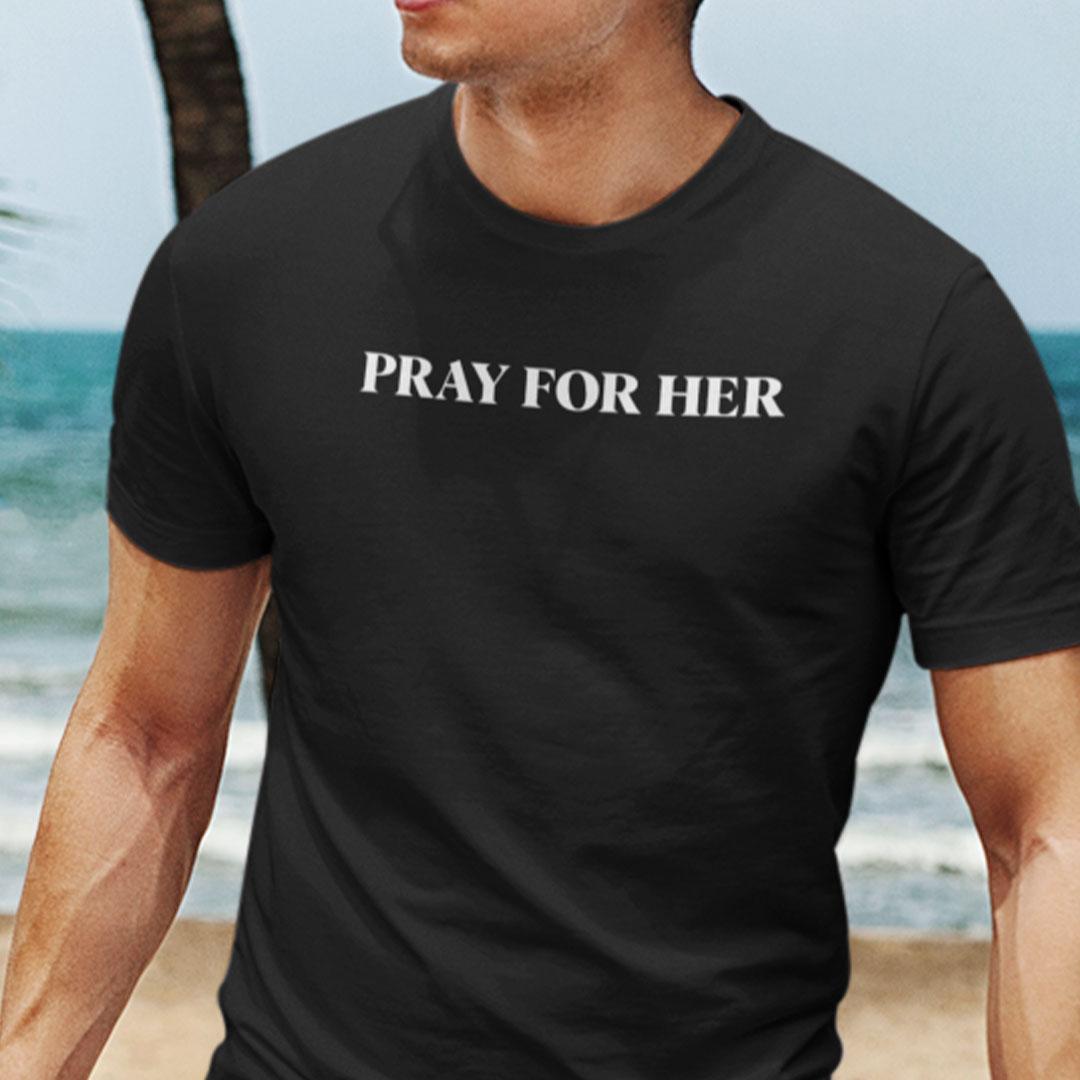 Pray For Her Shirt Future Freebandz