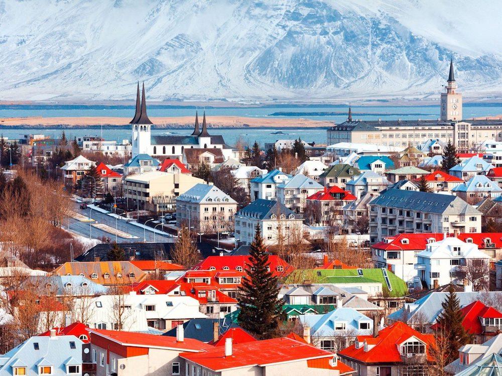 Reykjavik, Iceland- cheap Thanksgiving vacations