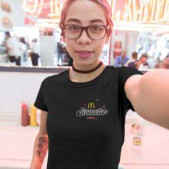 Saweetie McDonalds Shirt McDonald's x Saweetie Crew