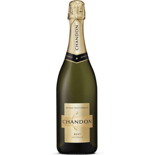 Sparkling Wine- Chandon Brut- best type of wine for Thanksgiving dinner