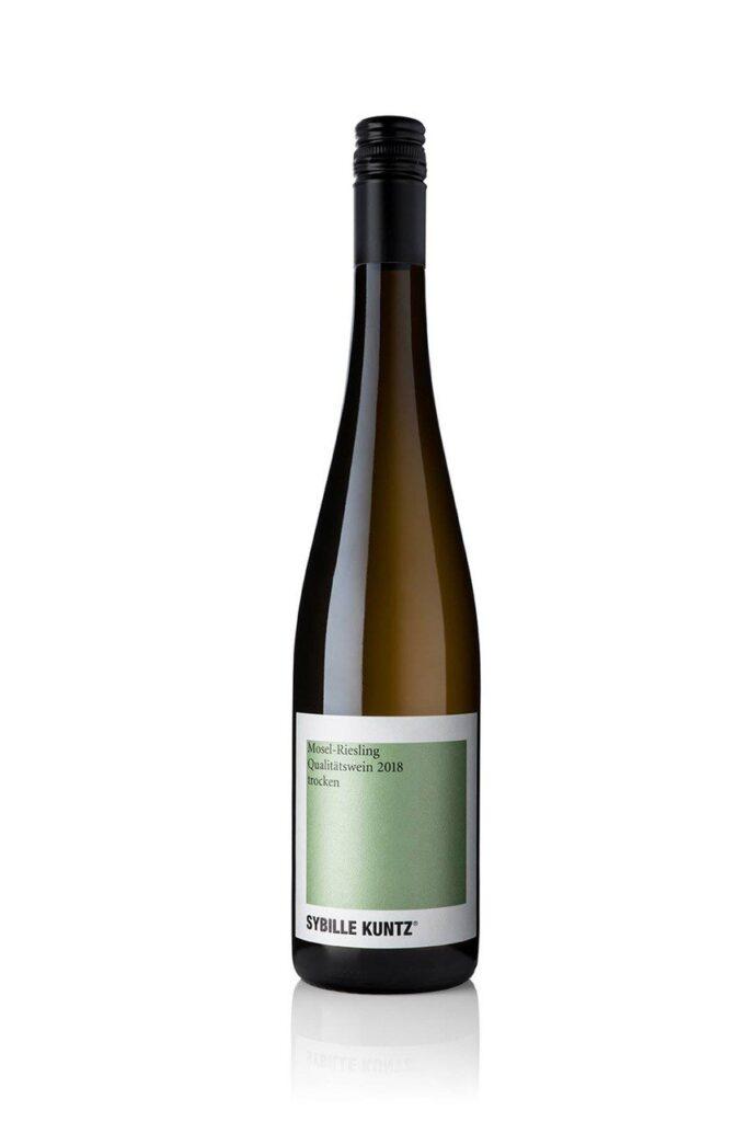 Sybille Kuntz Trocken Riesling- best white wine for Thanksgiving