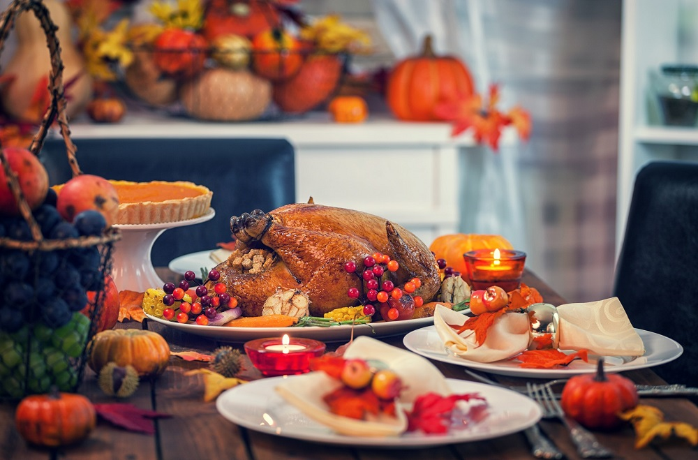 does Italy celebrate Thanksgiving