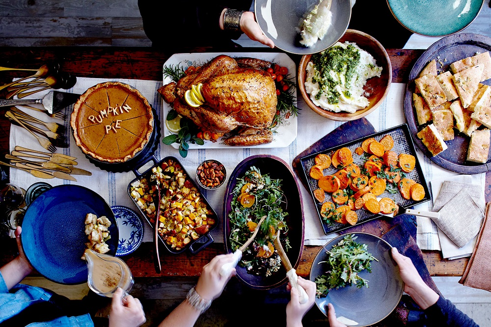 Thanksgiving Traditional Foods