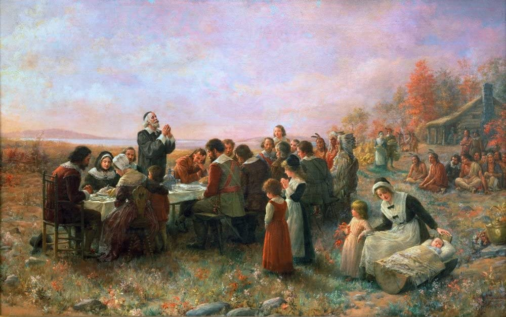What is The History Of Thanksgiving in America?