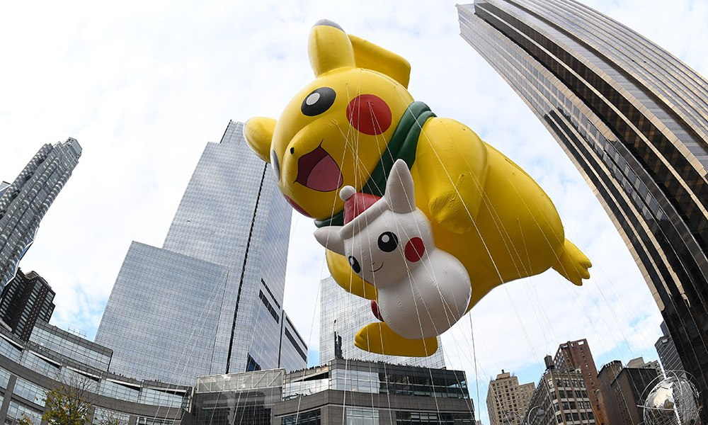 What time does the Macy's Thanksgiving parade start
