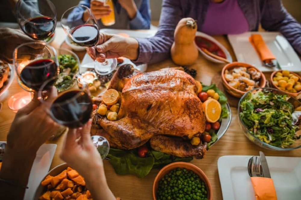When is Thanksgiving Day in Canada 2021