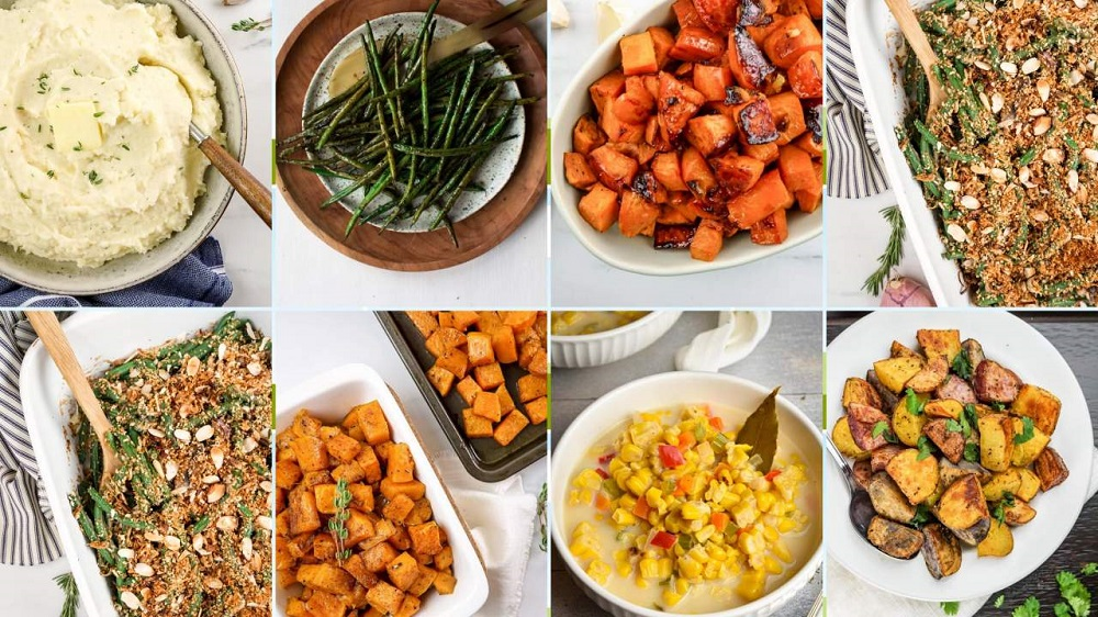 best Thanksgiving side dishes for Thanksgiving