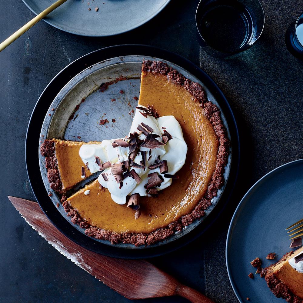 Best chocolate thanksgiving desserts