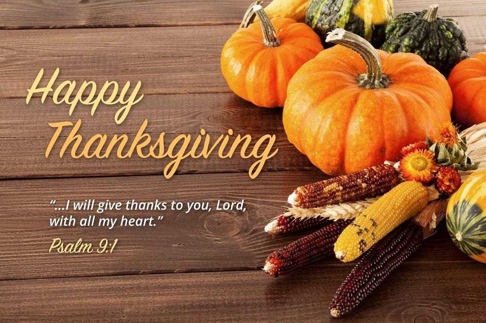 Happy Thanksgiving Texting
