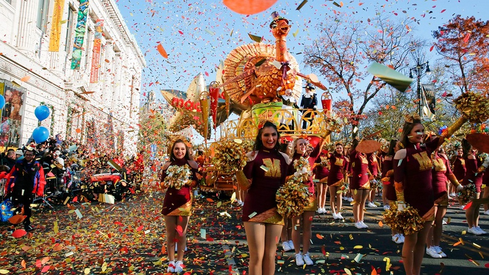 where to stream Macy's Thanksgiving day parade