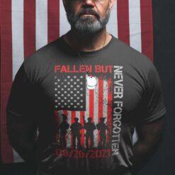 13 Fallen Soldiers Shirt Fallen But Never Forget