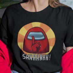 Among Us Shirt Shhhhhhh Gaming Lovers