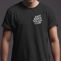 Anti Biden Social Club Shirt