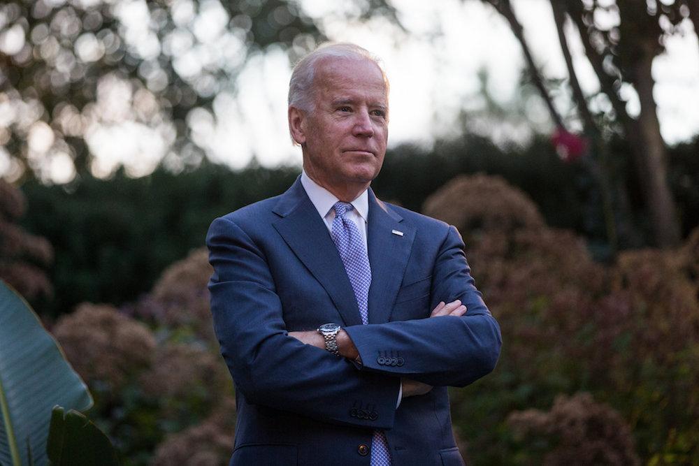 Biden owes back taxes