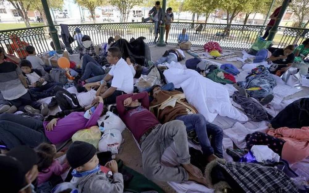 Biden surrenders border as migrants surge toward U.S border