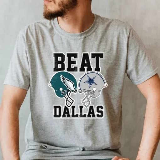 Nick Sirianni T Shirt Beat Dallas