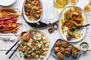 Seafood Thanksgiving Menu Ideas