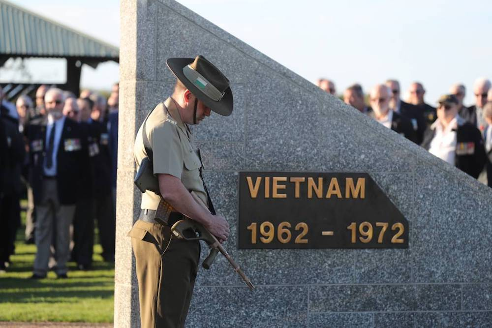Searching for what is Vietnam Veterans Day?
