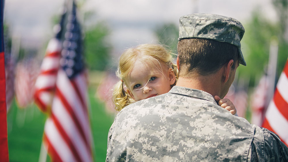 Wondering what do most veterans suffer from?