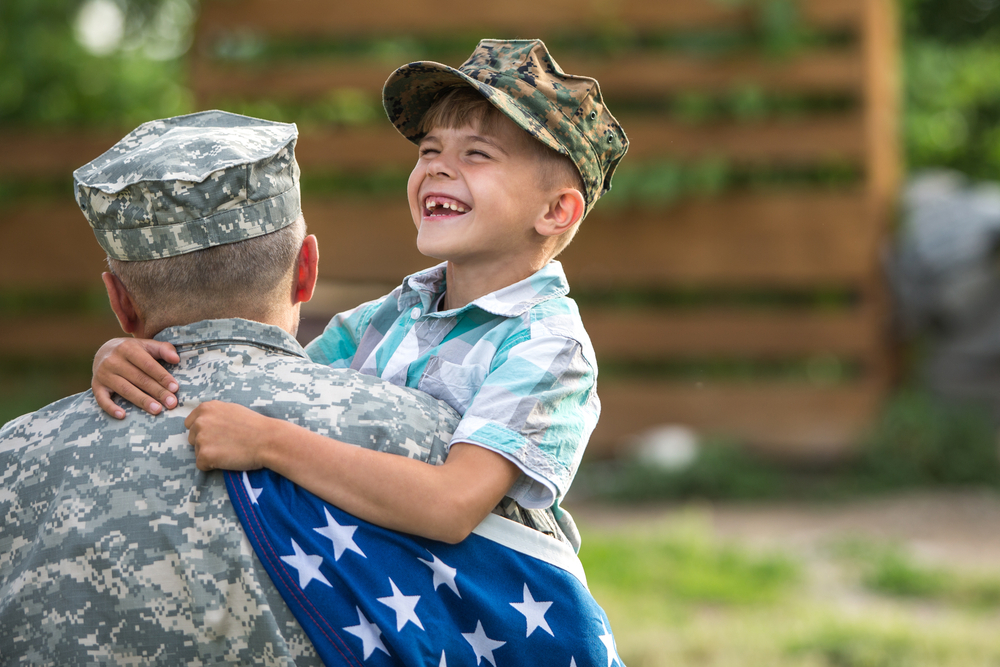 how to thank a veteran