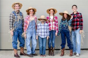 Great DIY Halloween Costumes Scarecrows For Everyone