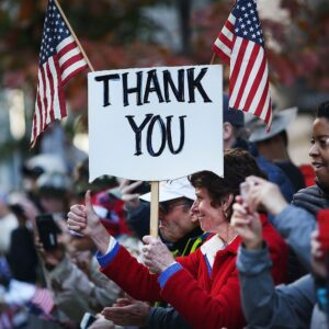 How Do People Celebrate Veterans Day?