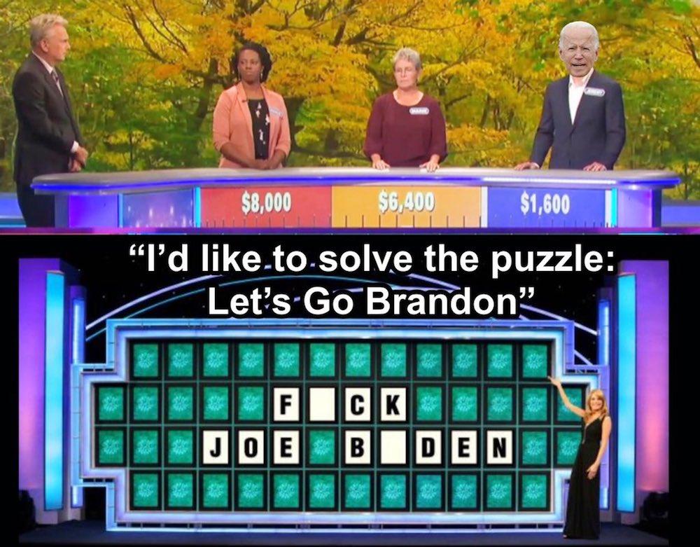 Humorous Fuck Joe Biden Memes