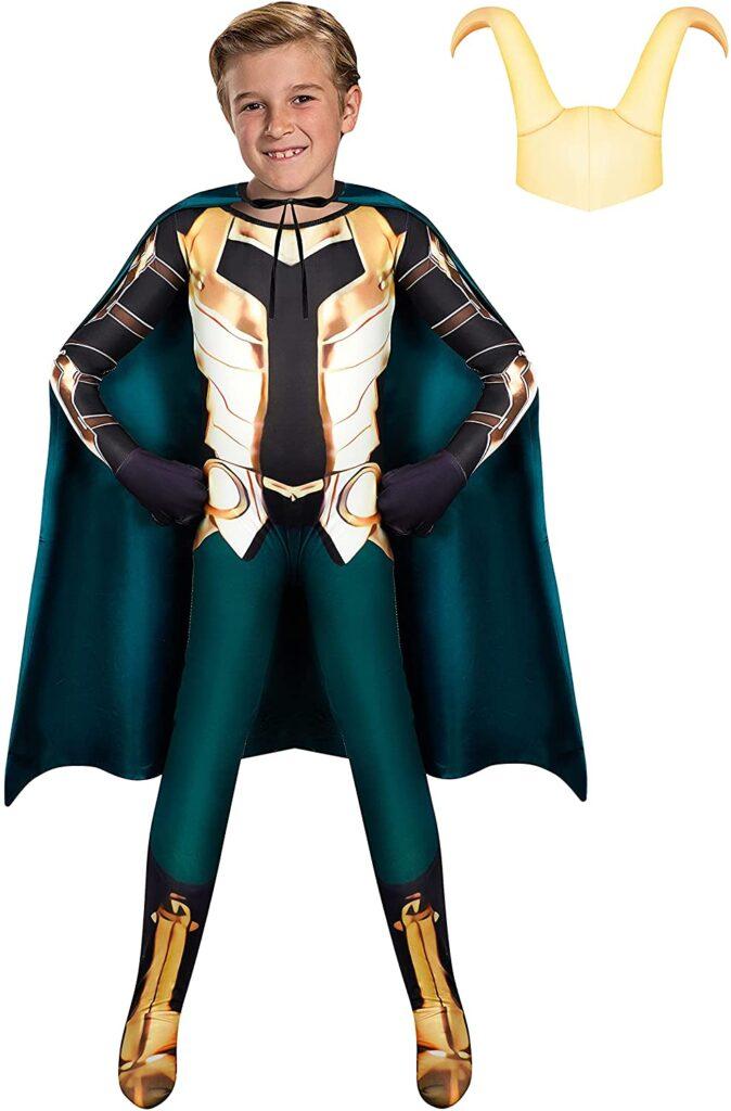 Kids' Loki Costume