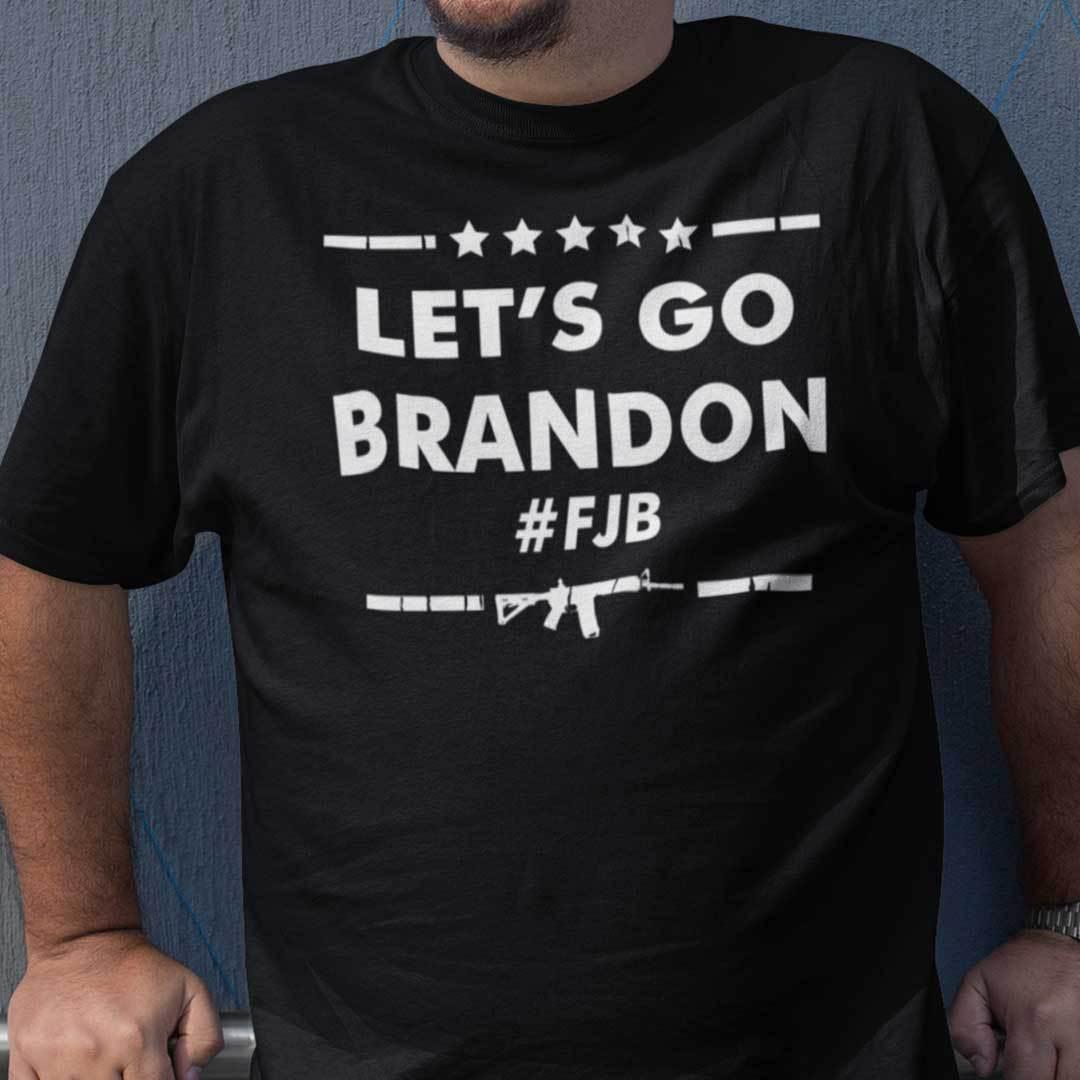 Let's Go Brandon FJB Shirt Fuck Joe Biden Chant