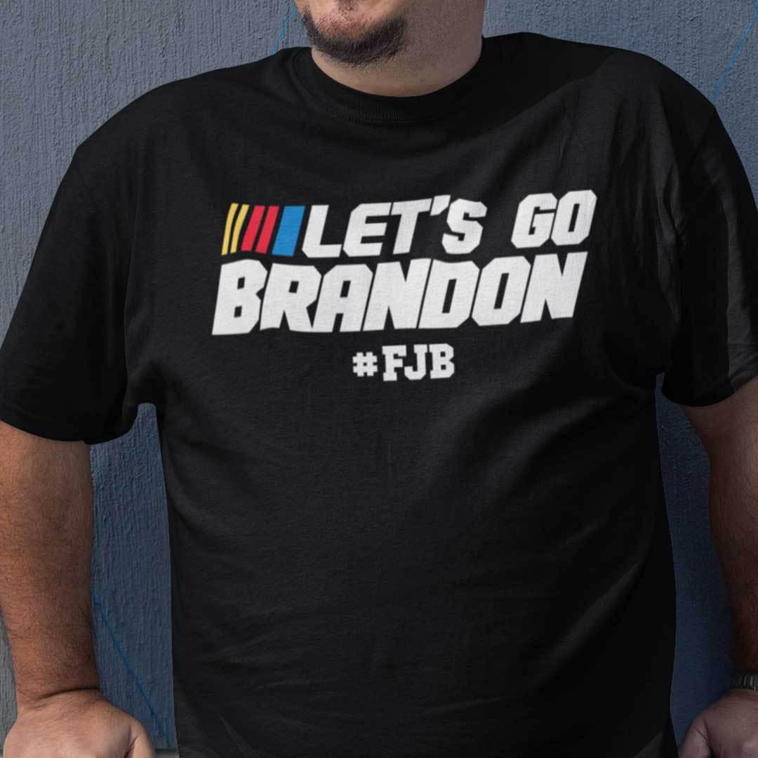 Let's Go Brandon Shirt Fuck Joe Biden Meme FJB