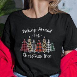 Rocking Around The Christmas Tree Shirt